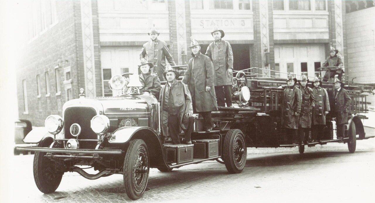 Пожарный пункт №1 1930-е