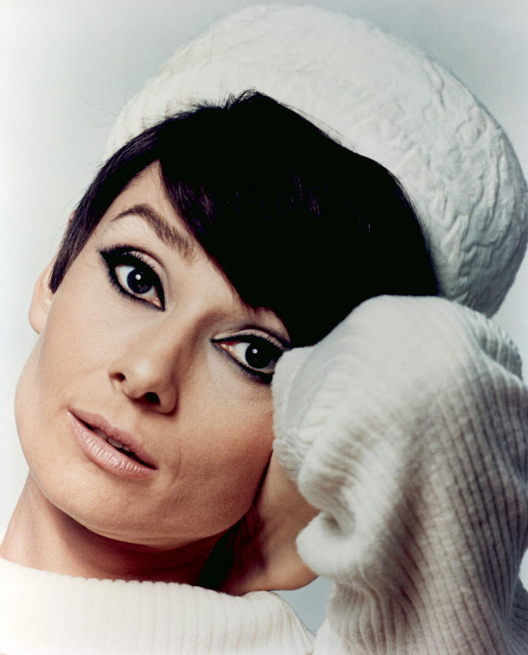 00/00/0000. File pictures of Audrey Hepburn