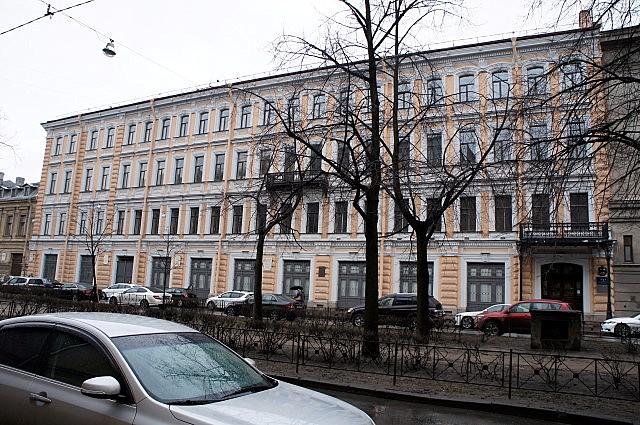 Прогулки по Петербургу. Дом Г.Г.Елисеева