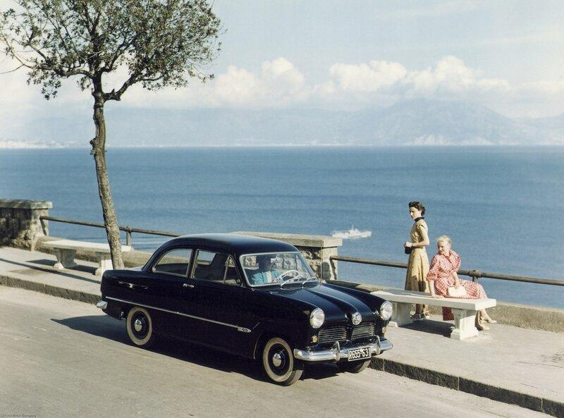 Ford Taunus 12M -1952-59
