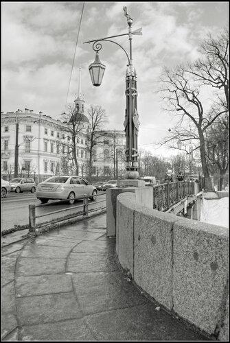 Санкт-Петербург. Апрель. 2013.