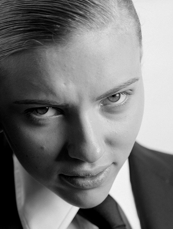 Scarlett Johansson / Скарлетт Йоханссон, фотограф Russell James