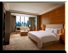 Малайзия. The Westin Kuala Lumpur. Chairman Suite
