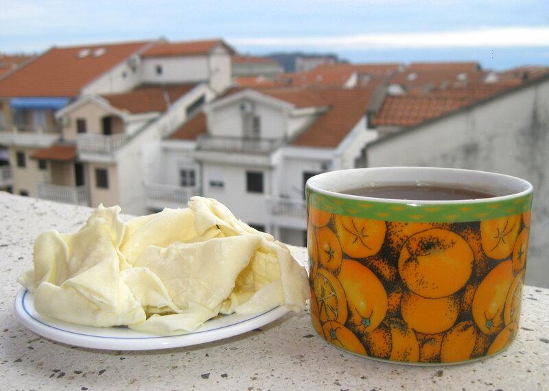 Черногорский лиснаты сыр