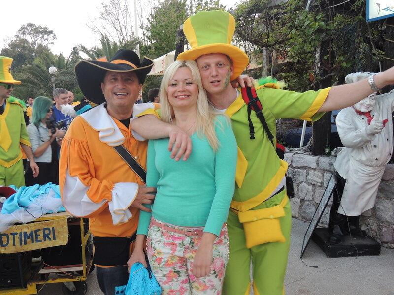 Будванский карнавал