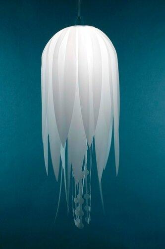 Красивые лампы-медузы
