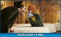 Монстры на каникулах / Hotel Transylvania (2012/BDRip 1080p/720p/HDRip)