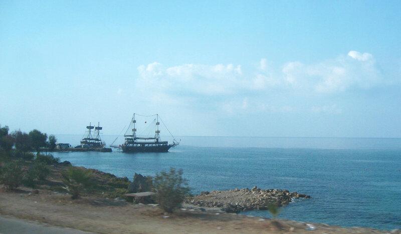 Турецкие хроники - Море, Достопримечательности - chronical, turkey