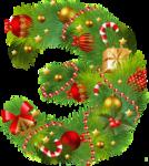 Новогодний,русский алфавит  0_7e8ee_ffecac8d_S