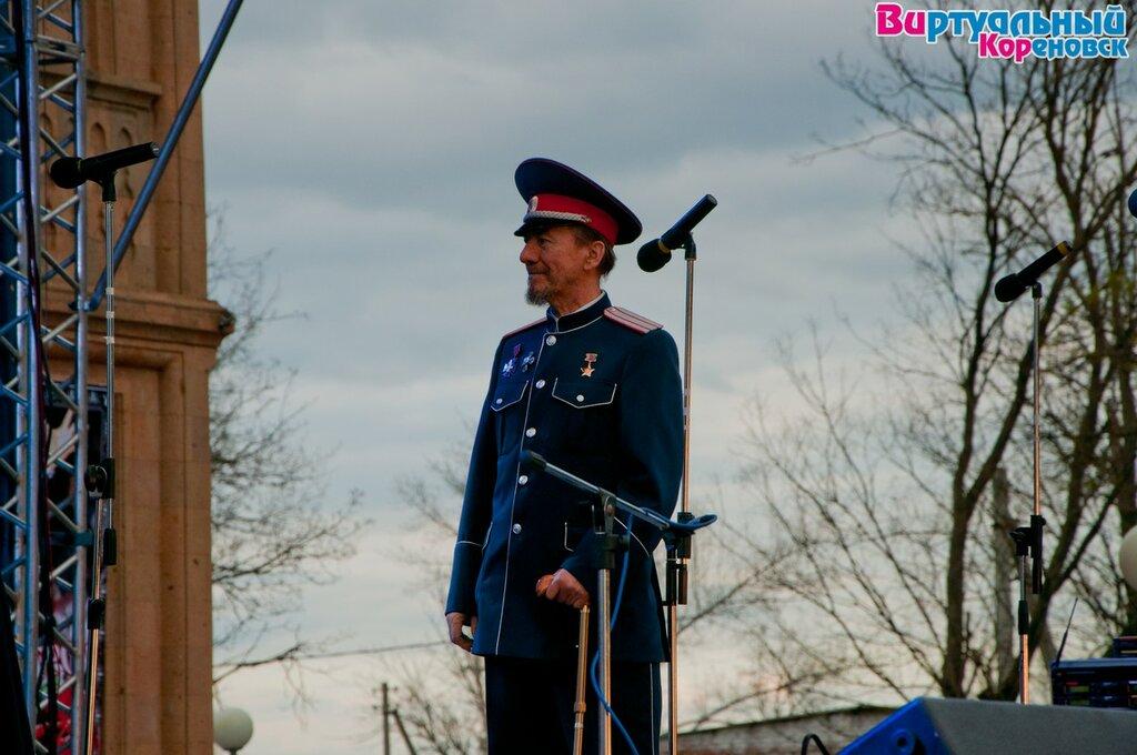 Празднование 75-летия В.Г.Захарченко в ст.Дядьковская 18.04.2013 года. Фото проекта