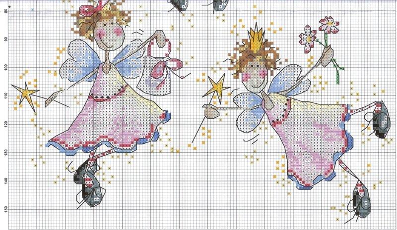 Дизайны фелисити схемы вышивки.