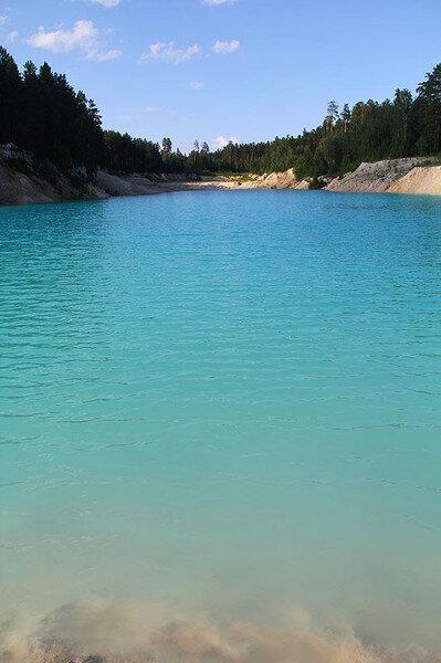 Вода небесного цвета (11.04.2013)