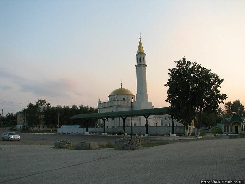 Соборная мечеть в Кыштыме (13.05.2013)