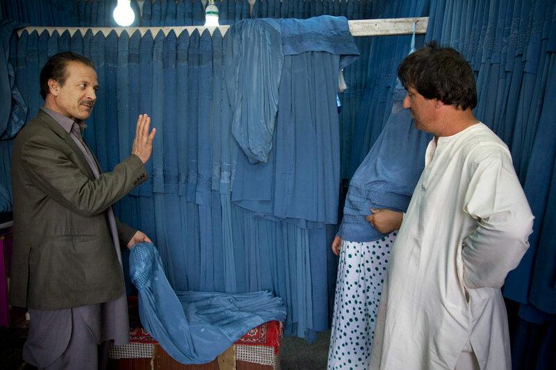 Afghanistan Burqa Woes