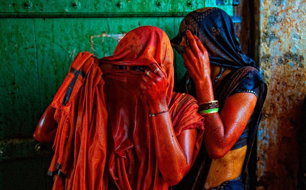 Холи - фестиваль красок и весны в Индии