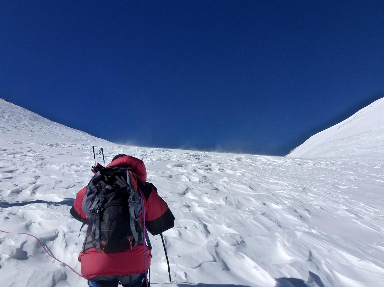 Россия. Стратовулкан Эльбрус (5642 м над уровнем моря). Покорить вершину самой высокой горы России п