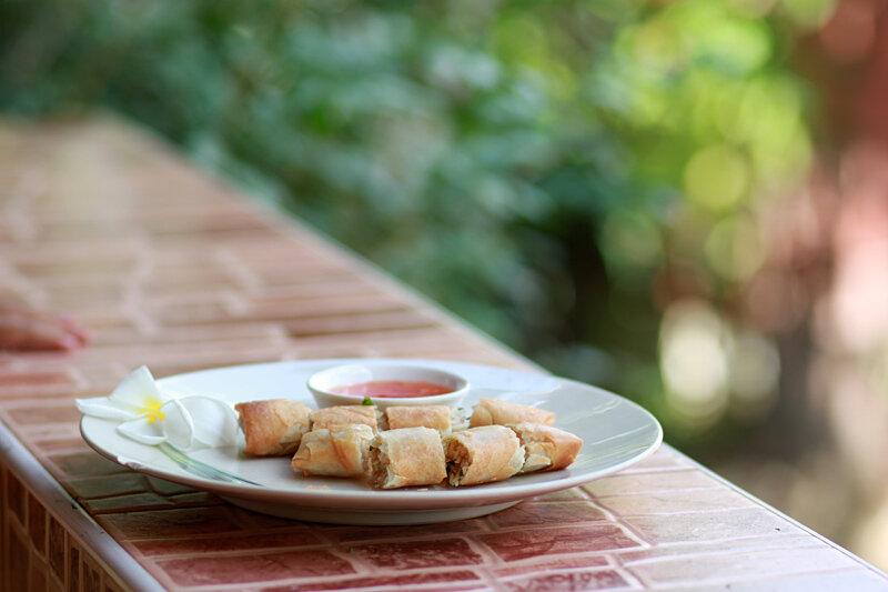 Рецепт тайских блинчиков