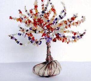 Плетём дерево
