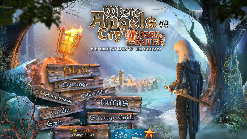 Where Angels Cry: Tears of the Fallen CE