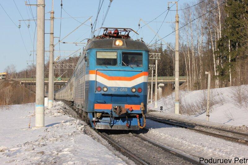 ЧС7-069