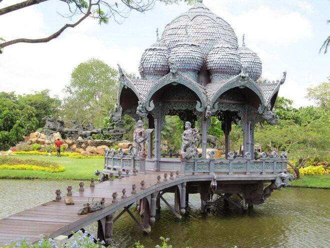 Парк Древний Город (Муанг Боран)
