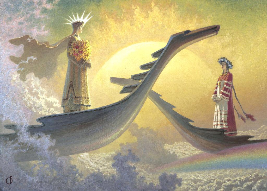 Славянин, наступил день весеннего равноденствия - Новый Год!