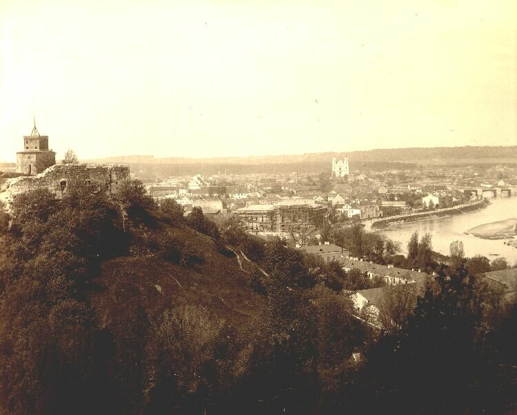 32. Вид на город