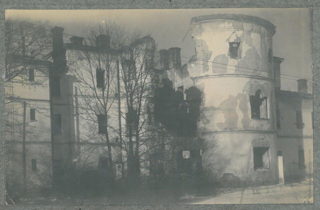 Брестская крепость. 1920 г.