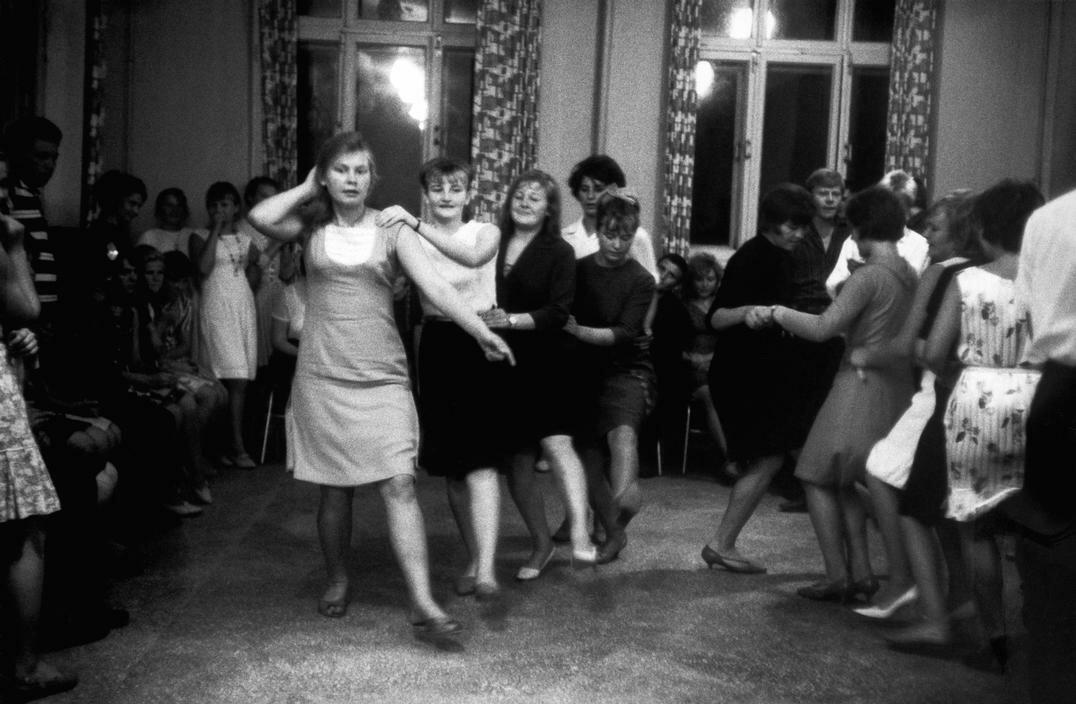 Субботний вечер в кубанском колхозе