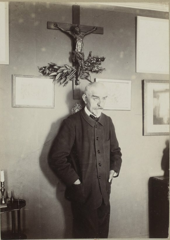 Жори́с-Карл Гюисма́нс (1848-1907)