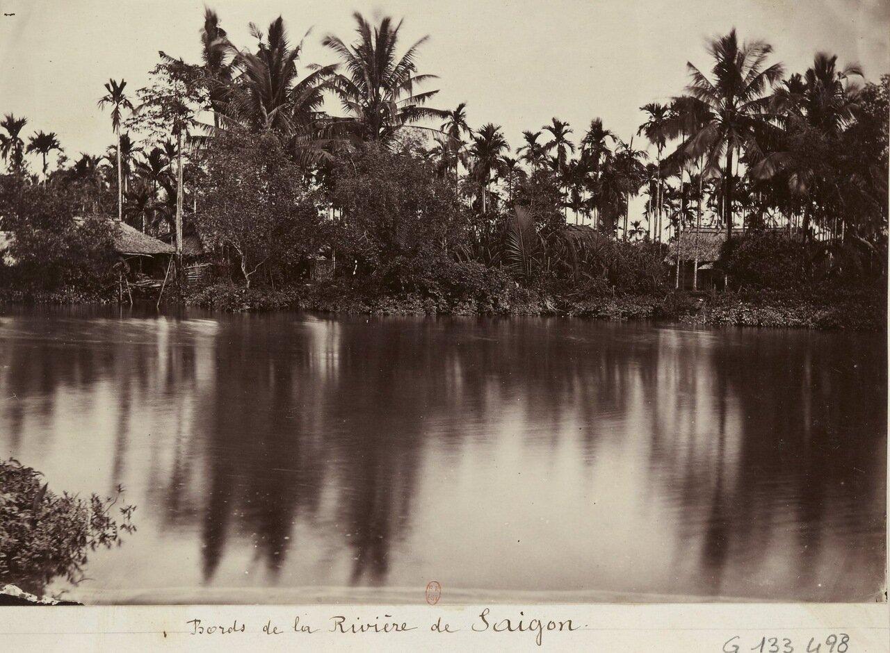 Сайгон (Индокитай). На Реке Сайгон