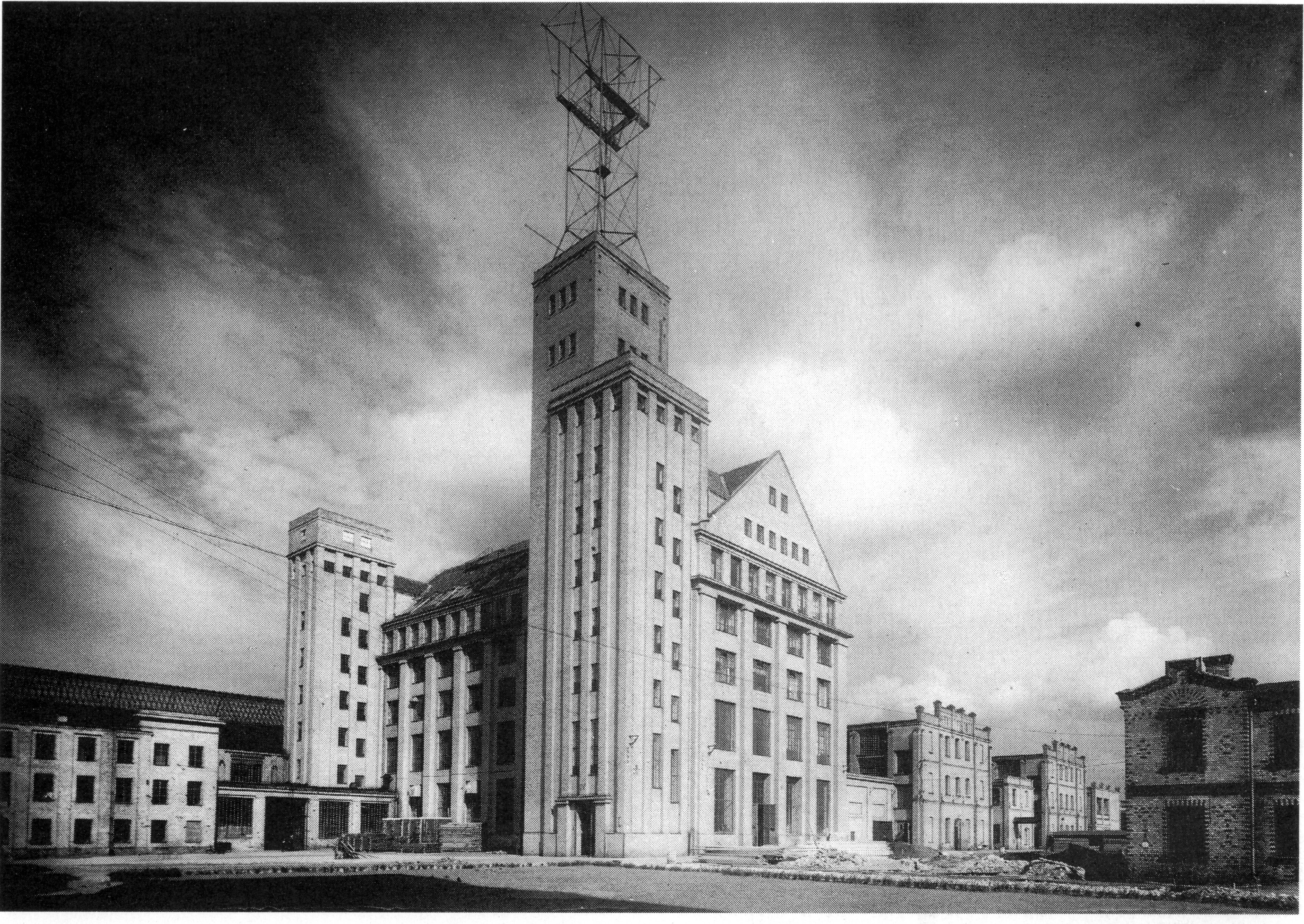1940-е. Завод VEF