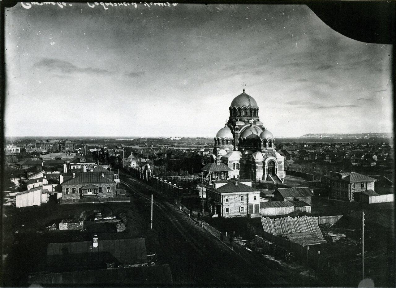 Спасо-Преображенский собор в Сормове.