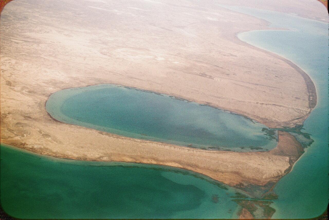 21. Берега Аральского моря