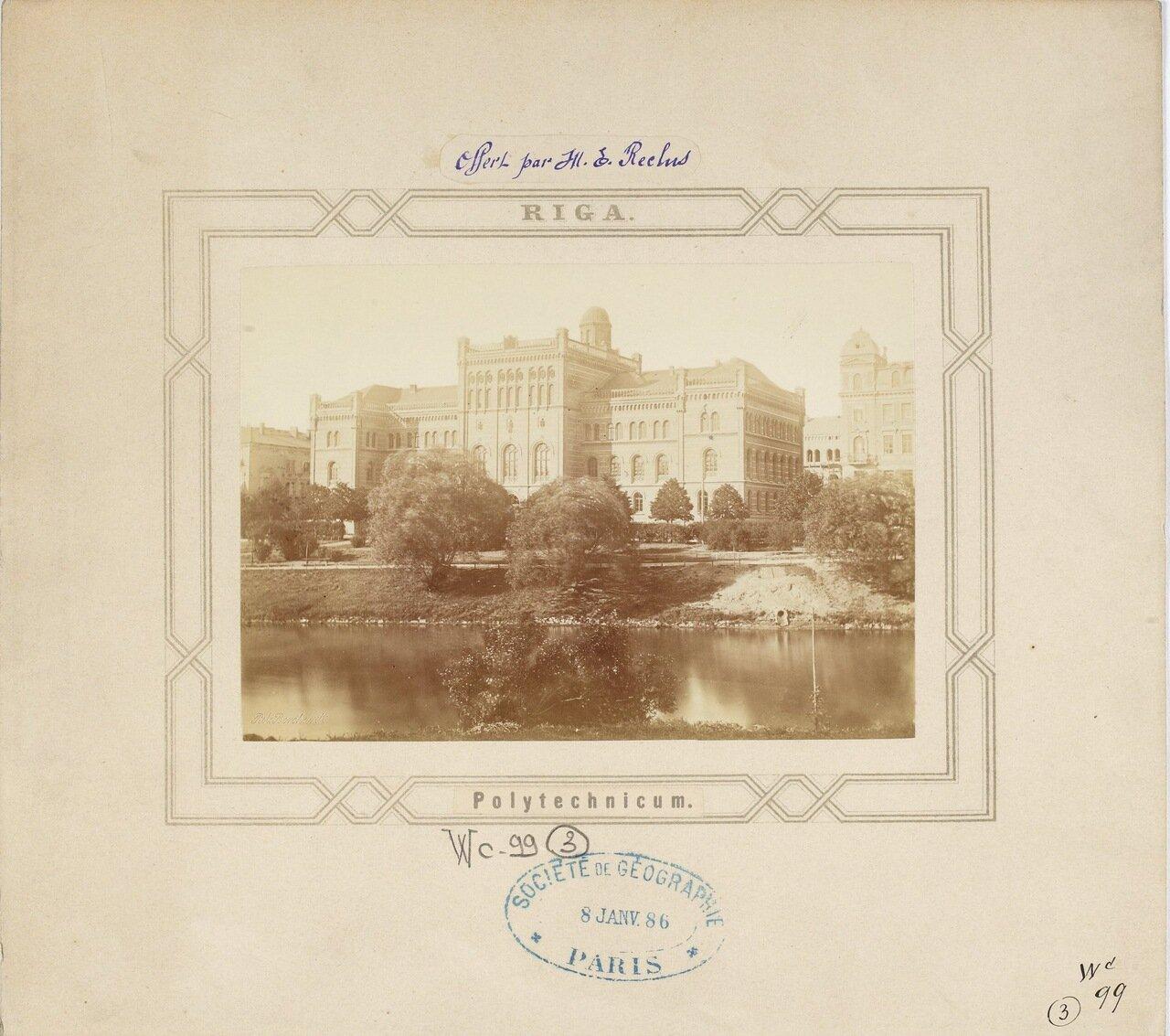 Рижский политехнический институт