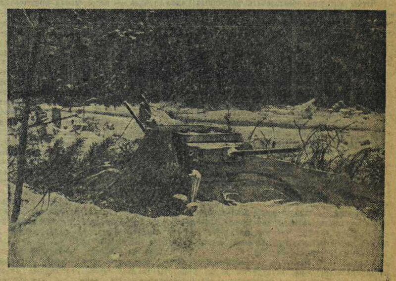 «Красная звезда», 16 января 1942 года, советские танки, советские танки второй мировой, танки ВОВ