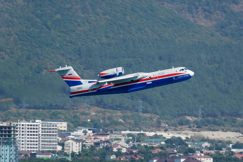 Бериев Бе-200ЧС (21512) D807567