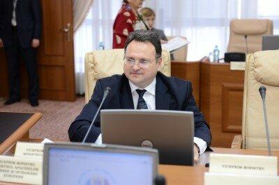 Тудор Копач - генеральный секретарь правительства