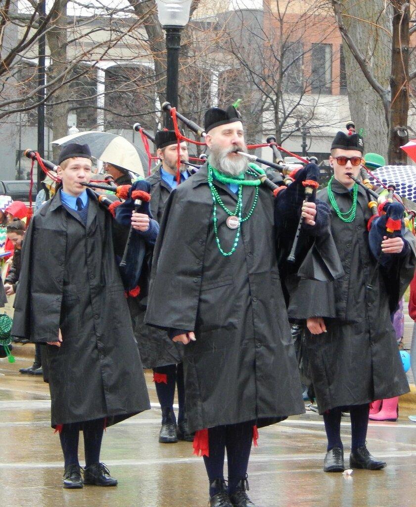 Парад в Мэдисоне-2016.