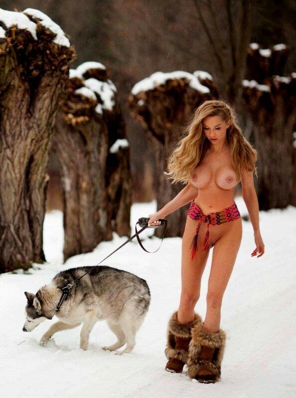 Agniezska Gucman in Playboy