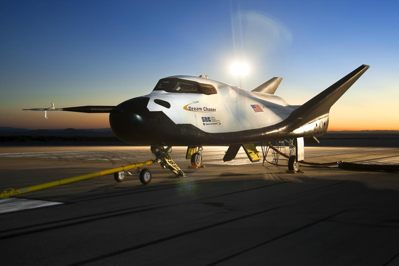 NASA одобрило первую миссию снабжения для корабля Dream Chaser будет, Chaser, Dream, Sierra, Nevada, корабль, после, снабжения, минишаттла, Commercial, отсеке, этого, Землю, сможет, Atlas, значительно, снизить, перегрузки, величину, Самолетная