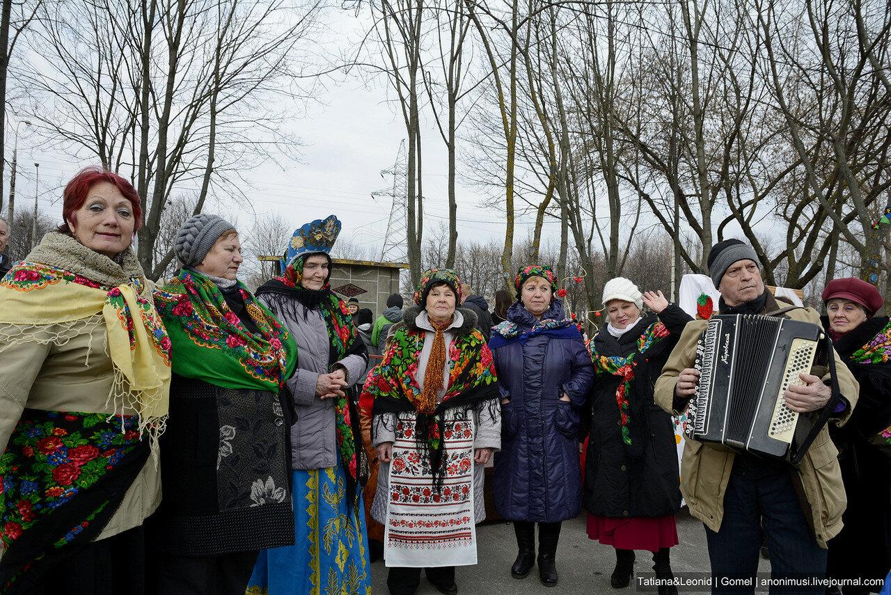Масленица-2016. ДК Фестивальный. Гомель