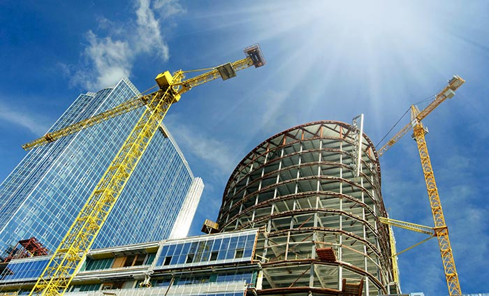 Некоторые меры по поддержанию строительной отрасли