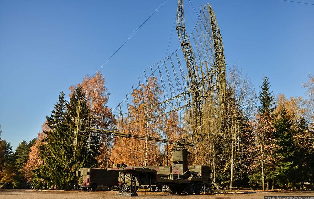 Радиолокационная станция 5Н84А