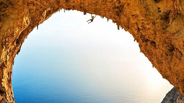 Остров Телендос, Греция