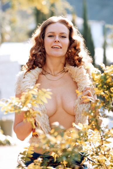 Мисс Март 1973 Bonnie Large