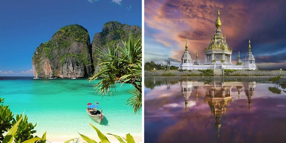 «Страна тысячи улыбок»— так называют Таиланд. Отдых вТаиланде крайне разнообразен, поэтому каждый
