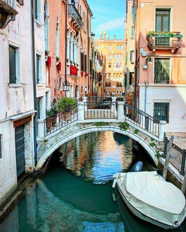 Венеция инстаграм фото 1