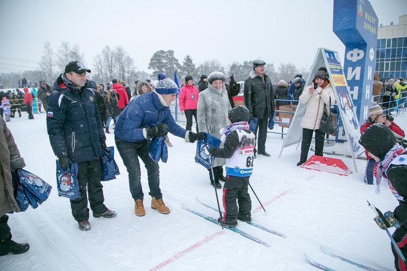 Всероссийский детский лыжный фестиваль