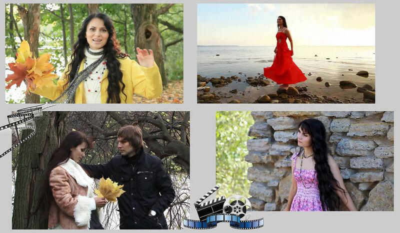 Олия певица (клипы) (страница сайта)